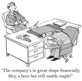 Finances problem — Photo