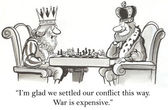 Royal chess — Stock Photo
