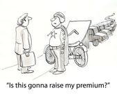 Knievel premium — Stock Photo