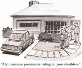 Premium insurance will cover any situation — Stock Photo