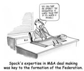 Mr. Spock — Stock Photo