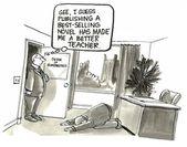 Better teacher — Stock Photo