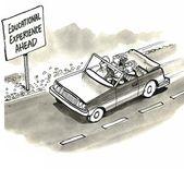 Educatieve ervaring vooruit voor de kinderen in auto — Stockfoto