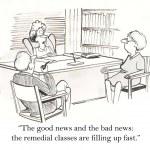 Remedial School Classes — Stock Photo #49640521