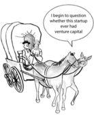 Horse investors — Stock Photo