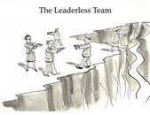 The Leaderless Team — Stock Photo