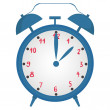 Alarm clock — Stock Vector #12865769