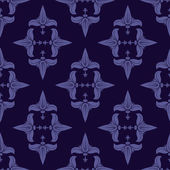 Semless pattern with lilies — Vector de stock