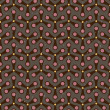 Grungy seamless abstract pattern — Stock vektor