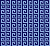 Greek seamless pattern — Stok Vektör