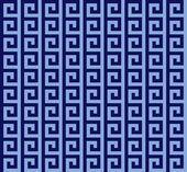 Griego de patrones sin fisuras — Vector de stock