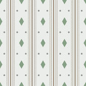 Seamless geometry pattern — Stok Vektör