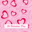 Valentine day card — Stock Vector #18503431