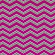 Zigzag pattern — Vector de stock