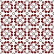 Vinous seamless abstract pattern — Stock vektor