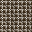 Brown seamless abstract background — Stockvectorbeeld
