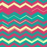 motif zigzag chaos — Vecteur