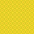 Yellow seamless pattern — Stok Vektör