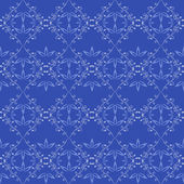 Blue seamless pattern — Stock Vector