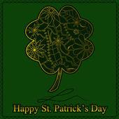 Happy St.Patrick Day — Stock Vector