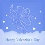 Happy Valentines Day — Stock Vector #50841125
