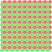 Naadloze baby patroon — Stockvector