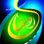 Ramadan Kareem — Stock Vector #28360569