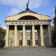 Volgograd Planetarium — Stock Photo