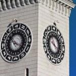 ������, ������: Clock tower in Sochi