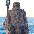 Stock Photo: Neptune in Sochi