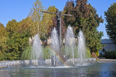 "Fountain ""The Friendship"" — Stock Photo"