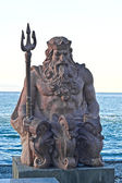 Neptune in Sochi — Stock Photo