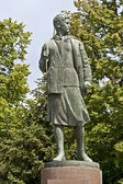 Monument of Zoya Kosmodemyanskaya in Tambov — Stock Photo
