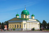 Church of Transfiguration in Tula — Stock Photo