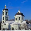 Church in Tsaritsino, Moscow - Stock Photo