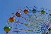 Ferry wheel — Stock Photo