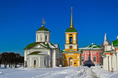 Church in Kuskovo — Stock Photo