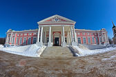 Big Palace in Kuskovo — Stock Photo