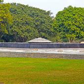 New Delhi. Vir Bhumi memorial — Stock Photo