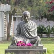 Monument of Mahatma Gandhi in Ahmedabad — Stock Photo