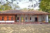 Mahatma Gandhi museum in Ahmedabad — Stock Photo