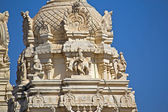 Detail of Shri Balaji temple in Somnath — Stock Photo