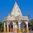Hindu temple of Goddess Durga — Stock Photo
