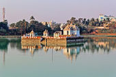 Bindu Sarovar lake — Stock Photo