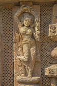 Bas-relieves of Konark — ストック写真