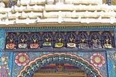 Detail of Gundicha temple — Stock Photo