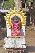 Shri Tanrı Vişnu — Stok fotoğraf