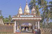 Shri Brahma Gaudiya Math temple — Foto Stock