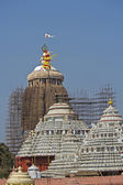 Shri Jagannath temple — Stock fotografie
