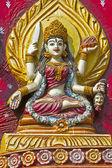 Deusa hindu — Foto Stock